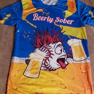 Other - Alpha prime beerly sober size small